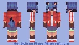 Michiru Minecraft Skin