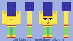 homie Minecraft Skin