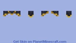 migration shoulder pads Minecraft Skin