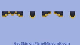 Migration Shoulder Pads (steve) Minecraft Skin