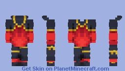 Migration Outfit [Overlay] [Alex] Minecraft Skin