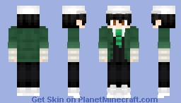 Miguel Tanaka Minecraft Skin