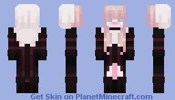 mika [oc] Minecraft Skin