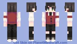 amour plastique Minecraft Skin