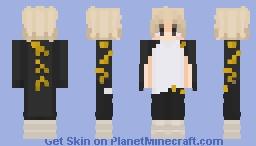 Mikey | Tokyo Revengers Minecraft Skin