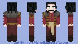 (𝕄𝕪𝕜𝕖𝕚) [LoTC] Mikhail-Gnevosh II Jazloviecki Minecraft Skin