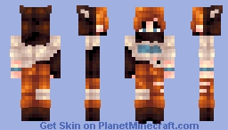 Apocalyptic Influence Minecraft Skin