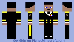 Military Officer: Minecraft Army Minecraft Skin
