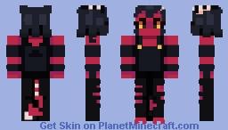 [ millie ] - helluva boss Minecraft Skin