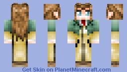 Milly Thompson from Trigun Minecraft Skin