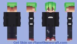 hottest man alive Minecraft Skin