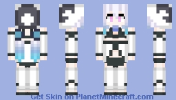 Azur Lane - Enforcer III: Harvest Minecraft Skin
