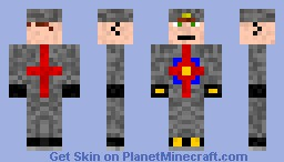 mob killer Minecraft Skin