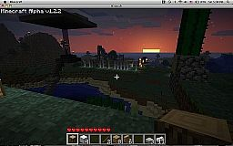 the inspiration project Minecraft Map & Project
