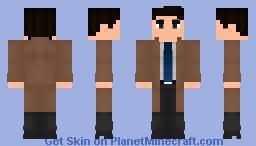 Castiel Minecraft Skin