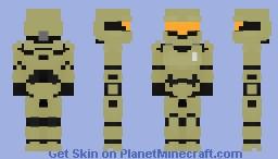 Linda-058 Minecraft Skin
