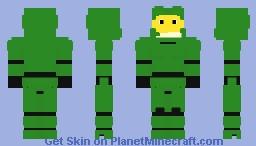 Mister Chief Minecraft Skin