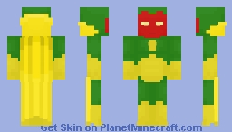 Vision Minecraft Skin