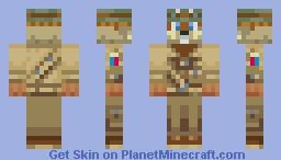 Conker: Conker Live and Reloaded - Conker Minecraft Skin