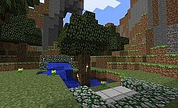 Manmade Spring Minecraft Project