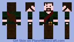 Minecraftian Adventurer Minecraft Skin