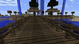 My Big Deck Minecraft Map & Project