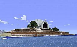 Peanut's Igloo Minecraft Map & Project