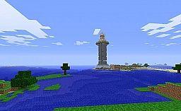 Sammy's Lighthouse Minecraft Map & Project