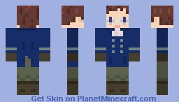Austria - Hetalia Minecraft Skin
