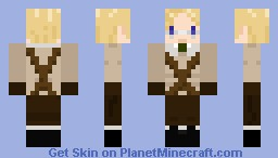 Canada - Hetalia Minecraft Skin