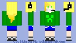 My Skin... Quarantine Edition Minecraft Skin
