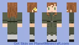 Hungary - Hetalia Minecraft Skin