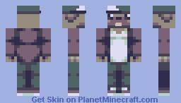 Puppy Dawg - Lantosyt's Palette Challenge Entry Minecraft Skin