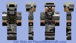 Minecraft MP (Addtional options available in the desc.) Minecraft Skin
