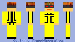 super hero Minecraft Skin