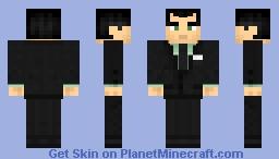[FH] Bela Popescu Minecraft Skin