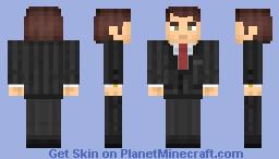 [FH] John Gladstone Minecraft Skin