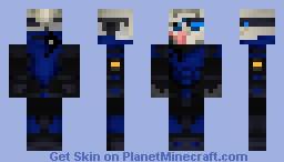Garrus Vakarian Minecraft