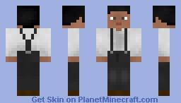 Manic Digger Human Skin Minecraft Skin
