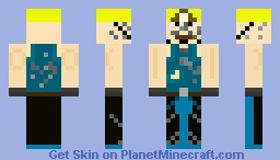 jim the miner Minecraft Skin