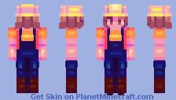 The Miner Minecraft Skin