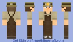 Miner V1 Minecraft Skin