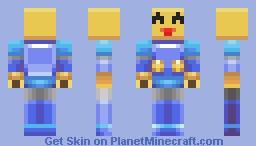 Servbot Minecraft Skin