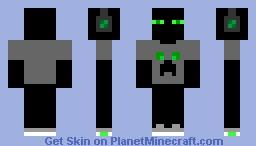 Creepershirt :) Minecraft Skin