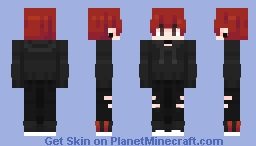 ʍɑʀɑ | it's just my fantasy - oc Minecraft Skin
