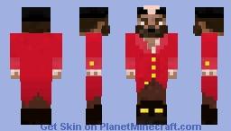 Mini Contest Entry -reskin-me Pirate- Minecraft Skin