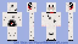 Mini's Skin (Anthro Rabbit) Minecraft Skin