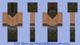 minotaur Minecraft Skin