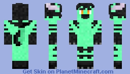 Minty - Base Minecraft Skin