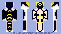 Maplestory (FULLGROWN)Mir/Afrien Minecraft Skin